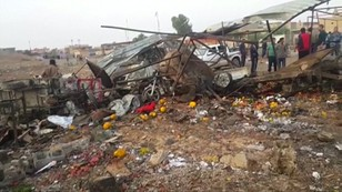 Irak: zamach bombowy, kilkudziesięciu zabitych