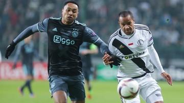 2017-02-23 Legia - Ajax. Skrót pierwszego meczu (WIDEO)