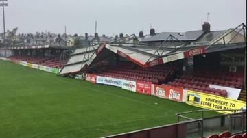2017-10-17 Ofelia zdemolowała stadion Cork City!