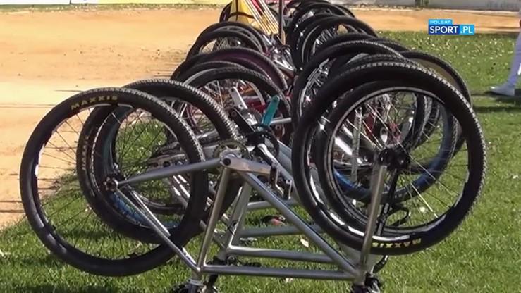 Speedrower... czyli żużel na rowerach