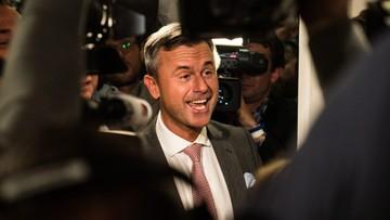25-04-2016 14:25 Prasa w Austrii: wybory prezydenckie sygnalizują polityczny zwrot