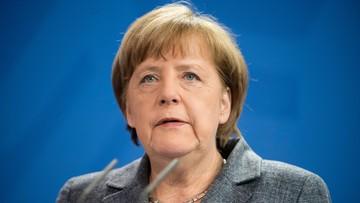 15-04-2016 15:07 Merkel: rząd zgodzi się na ściganie satyryka szydzącego z Erdogana
