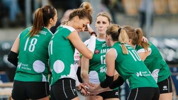 2015-12-09 Liga Mistrzyń: Impel Wrocław - Fenerbahce Stambuł. Transmisja w Polsacie Sport