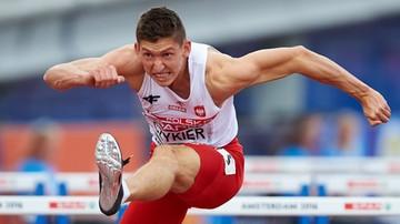 2016-07-09 Lekkoatletyczne ME: Czykier pobiegnie w finale 110 m ppł
