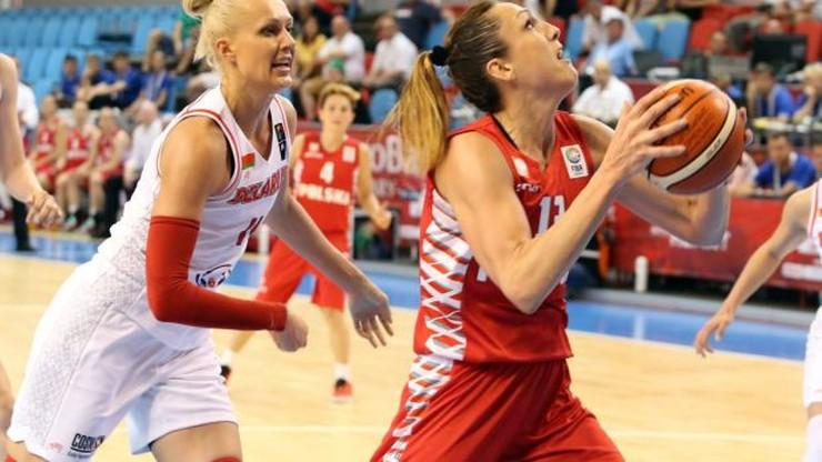 El. ME koszykarek: Do składu Białorusi wraca Wieramiejenka