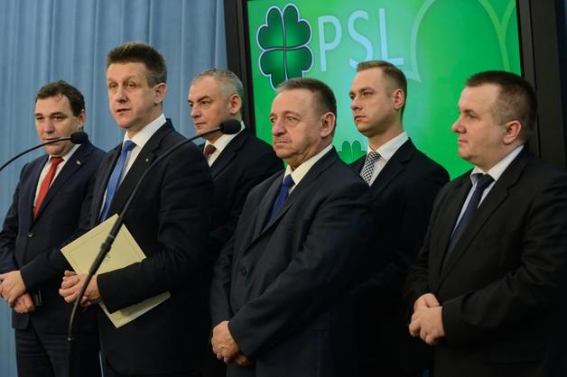 Byli posłowie Palikota przechodzą do PSL