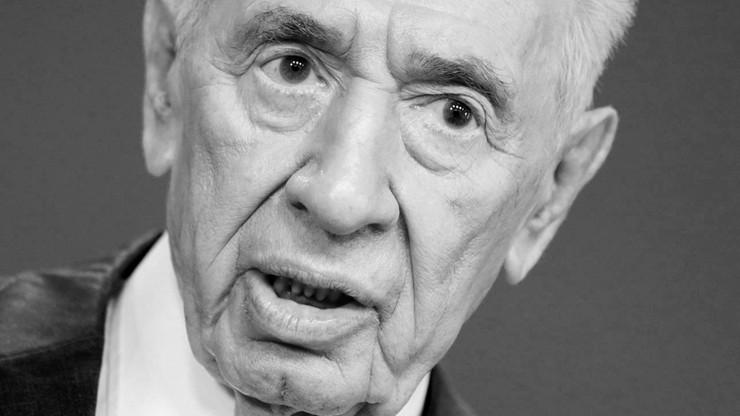 Światowy Kongres Żydów uczcił pamięć Szimona Peresa