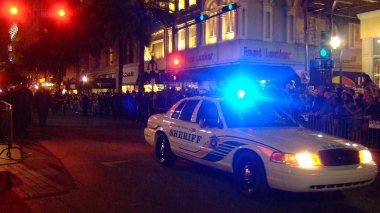 Strzelanina podczas parady w Nowym Orleanie. Co najmniej 16 osób rannych