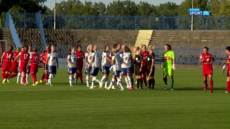 2016-08-25 Medyk Konin - Parnu JK 1:0. Skrót meczu
