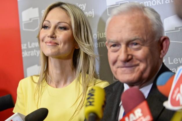 Magdalena Ogórek będzie kandydatką SLD na prezydenta
