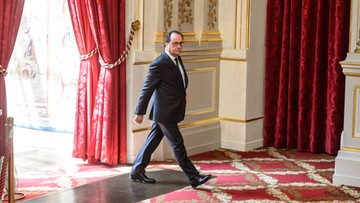 22-07-2016 15:53 Hollande: wyślemy do Iraku artylerię do walki z IS
