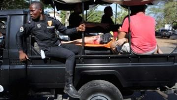 13-03-2016 20:34 Wybrzeże Kości Słoniowej: strzelanina w kurorcie; wiele ofiar