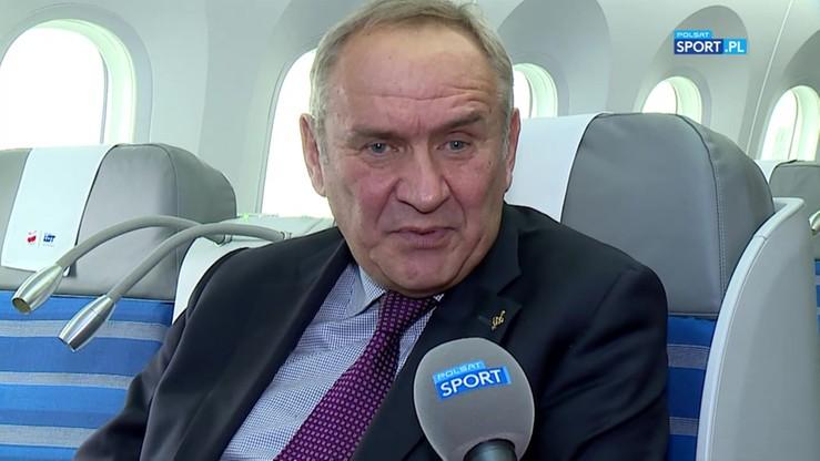 Prezes Kraśnicki: Zapewniamy naszym olimpijczykom komfort