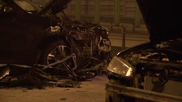 26-01-2017 17:56 Kierowca bez uprawnień w rozbitym BMW z Macierewiczem? Brejza żąda wyjaśnień