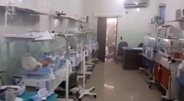 24-07-2016 10:56 Zbombardowano cztery szpitale w Syrii. Zginął dwudniowy noworodek