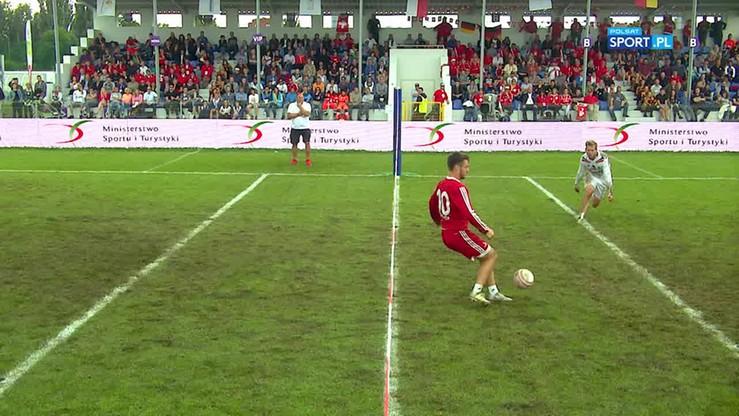 Kontrowersje w meczu Szwajcaria - Niemcy! Było dotknięcie siatki?