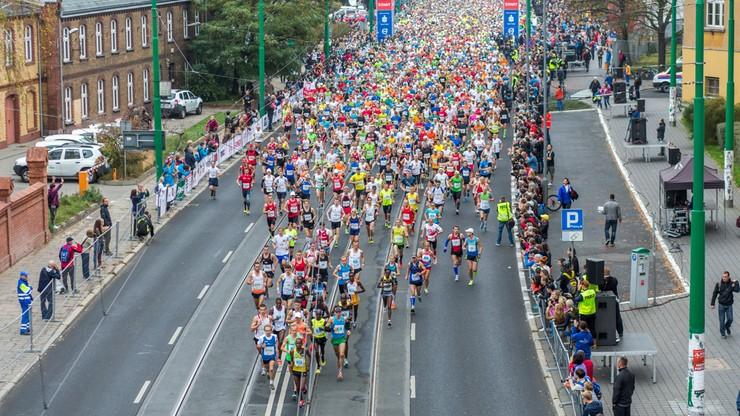Szybsza trasa dla biegaczy 16. PKO Poznań Maraton