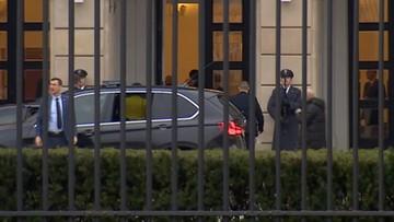 07-12-2017 11:08 Spotkanie u prezydenta Dudy. Premier Szydło i prezes PiS w Pałacu Prezydenckim