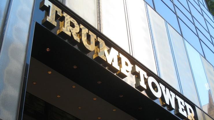 Syn Trumpa musiał zawiesić działalność fundacji charytatywnej. Prezydent elekt ubolewa