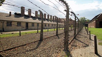 08-08-2017 13:58 Amerykański turysta odpowie za niszczenie Muzeum Auschwitz. Ostrym narzędziem wydrapał na ścianie swoje imię
