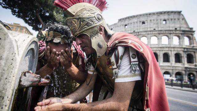Włochy: W 10 miastach najwyższy stopień alertu z powodu upałów