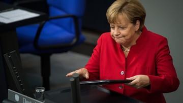 08-09-2016 20:21 Niemcy: CSU żąda zaostrzenia polityki migracyjnej. Merkel przeciw