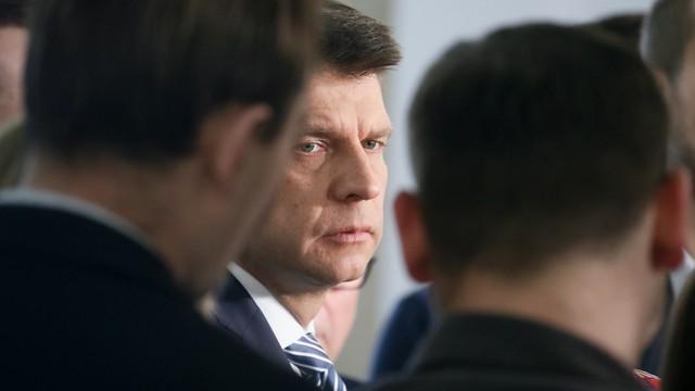 Petru proponuje wspólne posiedzenie klubów Nowoczesnej i PO