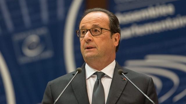 Hollande, Merkel i Putin rozmawiali o możliwości spotkania ws. Ukrainy