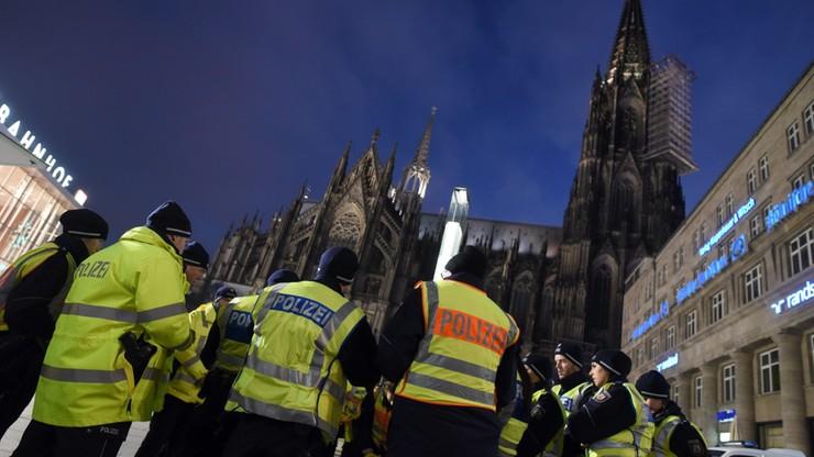 Burmistrz Kolonii: okolice katedry i śródmieście były bezpieczne