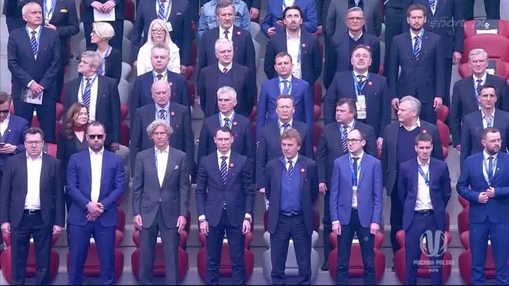 Mazurek Dąbrowskiego przed finałem Pucharu Polski