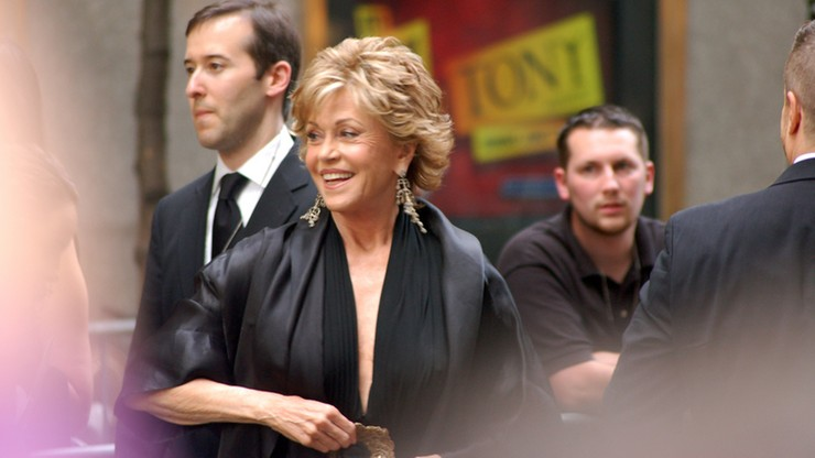 Jane Fonda i Robert Redford otrzymają w Wenecji Złotego Lwa za całokształt twórczości