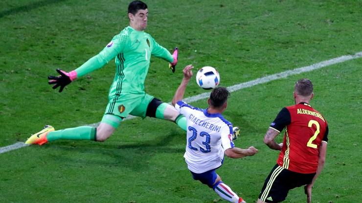 Falstart Belgów! Perfekcyjny mecz Włochów zakończony zwycięstwem