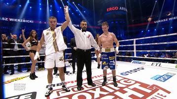 2017-06-24 Polsat Boxing Night: Wierzbicki nadal niepokonany!