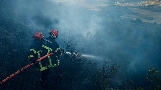 Francja: pożar 3,3 tys. ha zarośli koło Marsylii