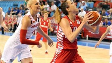 2017-11-10 El. ME koszykarek: Do składu Białorusi wraca Wieramiejenka