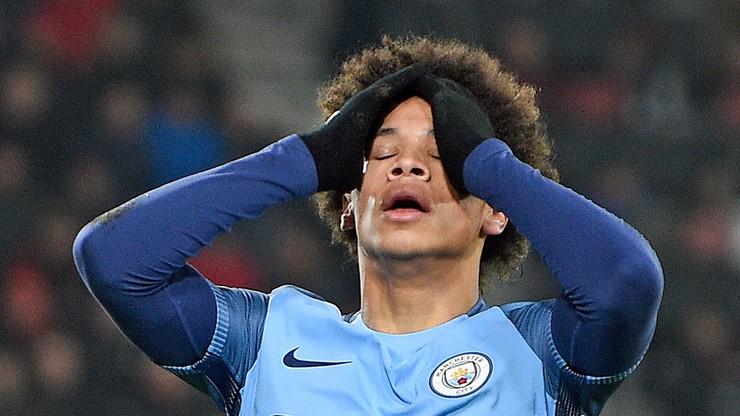 Piłkarz Manchesteru City przeprosił za swoją bramkę. Kibic stracił przez niego fortunę