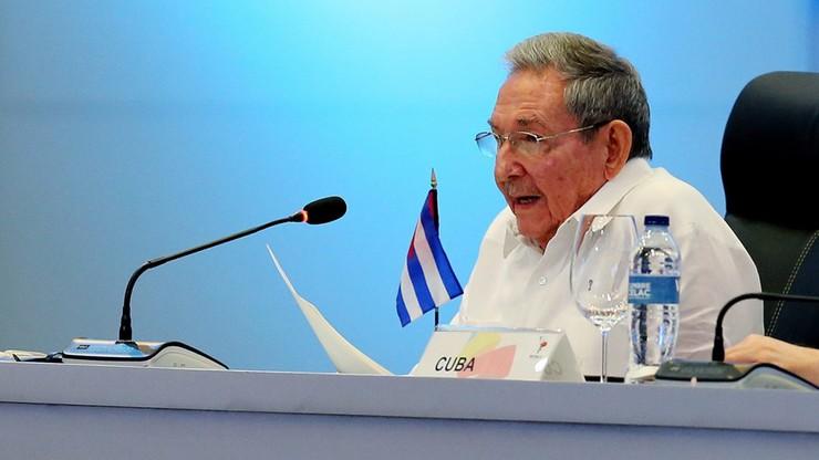 Castro: Kuba może współpracować z Trumpem, ale przy poszanowaniu suwerenności