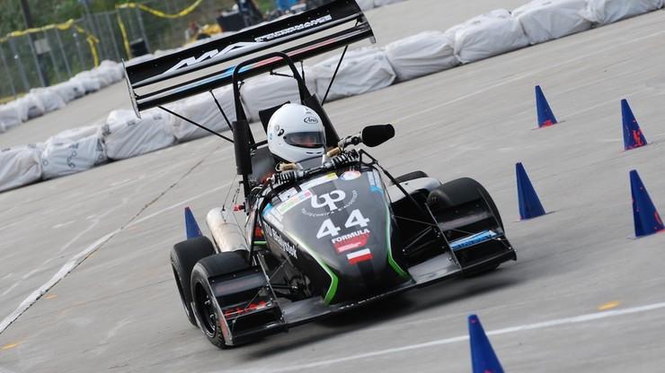 Studenci z Białegostoku konstruują bolid wyścigowy na międzynarodowe zawody