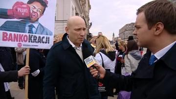 2017-03-25 Frankowicze chcą konkretnych rozwiązań. Przekazali prezydentowi petycję w sprawie kredytów hipotecznych