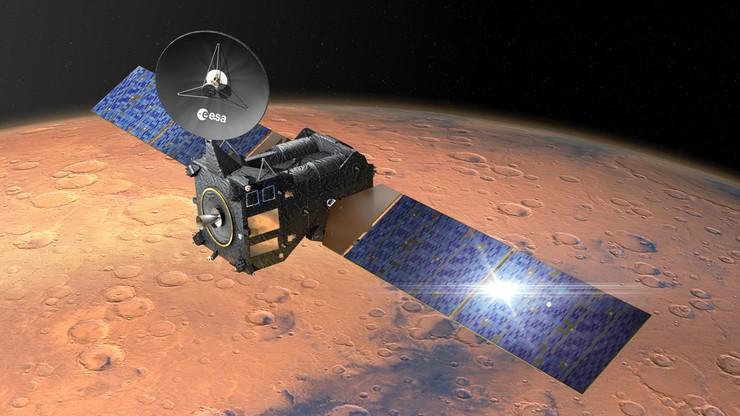 Sonda ExoMars rusza na badania Czerwonej Planety