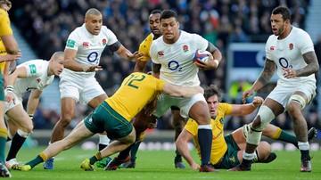 2017-01-27 Reprezentacja Anglii w rugby trenuje MMA przed Pucharem Sześciu Narodów