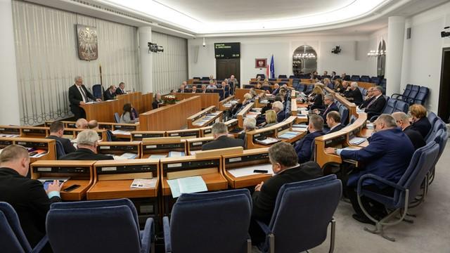 Senat: Ustawa Za życiem bez poprawek, teraz trafi do prezydenta