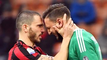 2017-12-14 Donnarumma popłakał się przez kibiców Milanu