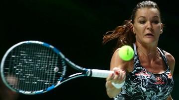 2016-10-26 Radwańska zmierzy się z Muguruzą o przedłużenie szans na półfinał WTA Finals
