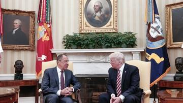 16-05-2017 16:54 Trump: miałem prawo dzielić się informacjami z Rosjanami