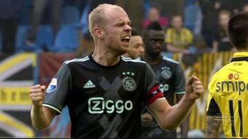 2017-02-19 Męki Ajaksu z happy endem. Skromne zwycięstwo z Vitesse (WIDEO)