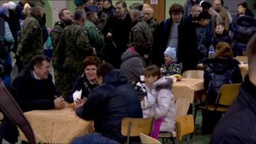 Część uchodźców z Mariupola otrzymała azyl