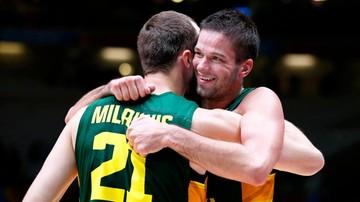 2015-09-16 EuroBasket: Litwini ostatnimi półfinalistami
