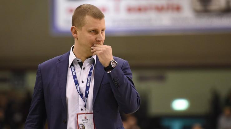 Łukomski trenerem Czarnych Słupsk