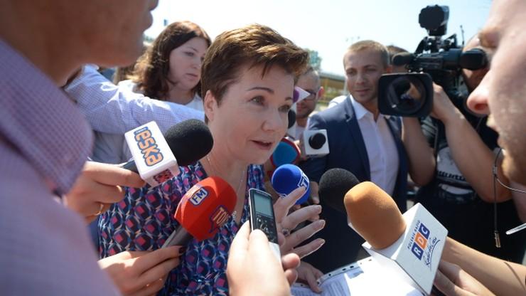 Gronkiewicz-Waltz: nikt nie powinien płacić za moje niestawiennictwo przed komisją weryfikacyjną